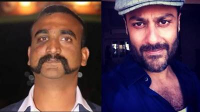 Pakistan Military DG ISPR mocks India over new Bollywood film over WC Abhinandan