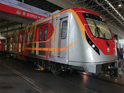 China praises first ever mass transit train project OLMT in Pakistan