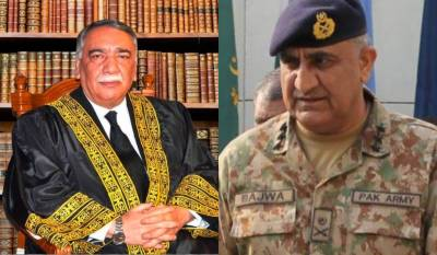 CJP Justice Asif Saeed Khosa breaks silence over the COAS General Qamar Bajwa extension case