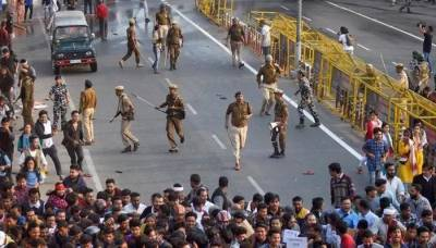 Death toll rises across India after violent protests over controversial citizenship act