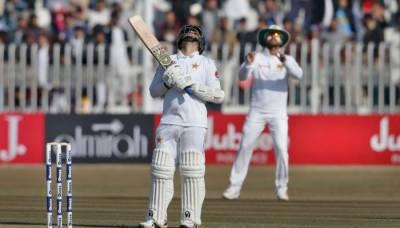 Pakistani Cricketer Abid Ali makes history in the World of Cricket in Rawalpindi Test