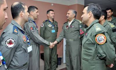 Pakistani Pilots to be trained in the close defence ally country
