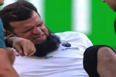 Pakistani veteran Umpire Aleem Dar faces a worst blow
