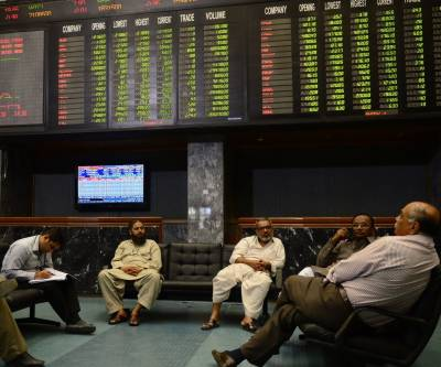 In another positive economic development, Pakistan Stock Exchange hits 13 months high