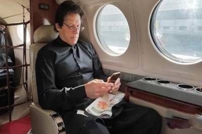 Pakistani PM Imran Khan leaves for another high profile foreign tour