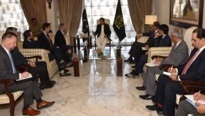 PM Imran Khan held important meeting with key US Senator Lindsey Graham in Islamabad