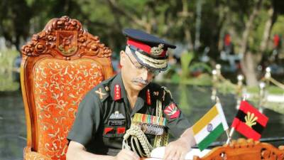 Lt General Manoj Mukund Naravane appointed as Indian Army new Chief, brief career profile