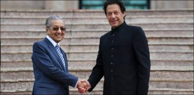 Malaysian PM Office breaks silence over the telephone call between PM Imran Khan and PM Mahathir Mohammad