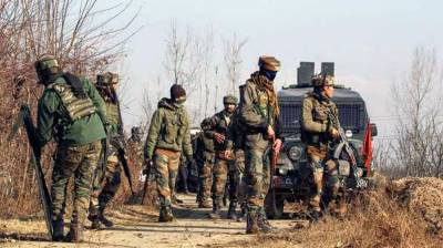 State Terrorism: Indian Military troops martyred three Kashmiri youth in fake encounter