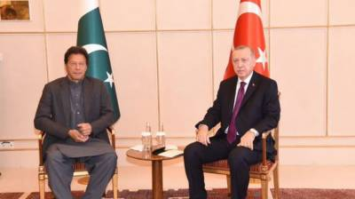 Important understandings made between Pakistani PM and Turkish president in Geneva