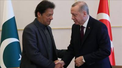 PM Imran Khan held important meeting with Turkish President Tayyip Erdogan