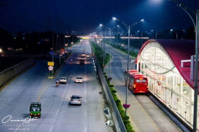 PTI government unveils inauguration date for the New Islamabad Airport Metro Bus project