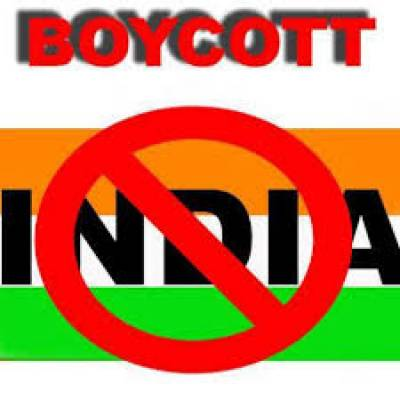 Campaign launched across the World to boycott Indian goods and products in protest against Kashmir lockdown
