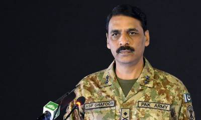 Pakistan Military DG ISPR gives a stern warning to India