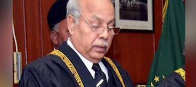 Incoming CJP Justice Gulzar Ahmed makes important statements in the full court reference speech