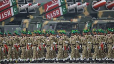 Pakistan Military gets big offers from US including $2 billion security aid, resumption of Army training