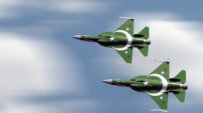 Pakistan's JF - 17 Thunder fighter jet achieves yet another milestone at international arena