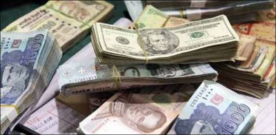 Pakistani Rupee makes slight gains against US dollar in the interbank market