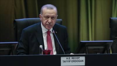 Turkish President Tayyip Erdogan hits back hard against United States threats