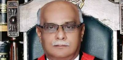 Federal Law Ministry reacts over the media reports of reference against Special court judge Waqar Seth
