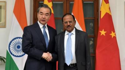 Indian NSA Ajit Doval held important meeting with Chinese Foreign Minister: Report