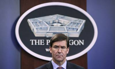 Top US defence officials react over media reports of failure in Afghanistan war