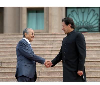 Malaysian PM Mahathir Mohammad message for Pakistani PM Imran Khan over missing the Kualalumpur summit