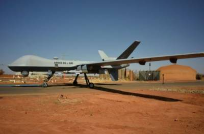 Deadly Drone strike killed at least 40 terrorists