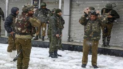 Indian Military lockdown of Occupied Kashmir enters consecutive 141st day