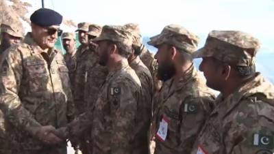Pakistan Army Chief General Qamar Javed Bajwa leaves a stern message for enemy over Occupied Kashmir