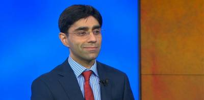 Dr Moeed Yousaf given key post in the PTI government