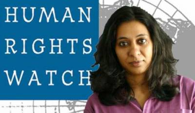 Human Rights Watch gives a strong snub to Indian government over the controversial amendment Act 2019