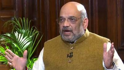 In a first, BJP Home Minister Amit Shah admits detention centers in India