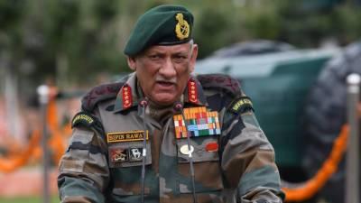 Indian Army Chief General Bipin Rawat hints at new warfare plan against the adversary