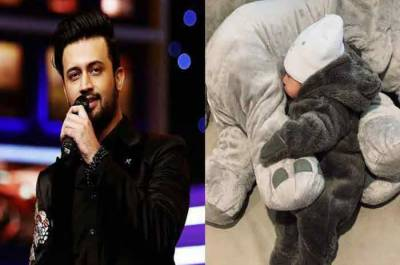 Indian media apologises from Pakistani singer Atif Aslam for naming his son 'Alhamdulilah'