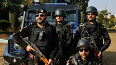 One Police official martyred and three other injured in firing incident near Police Training center