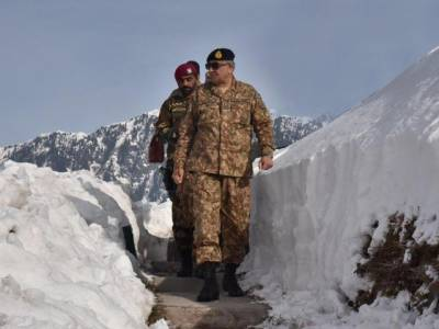 Pakistan COAS General Qamar Javed Bajwa sends a clear message across the border