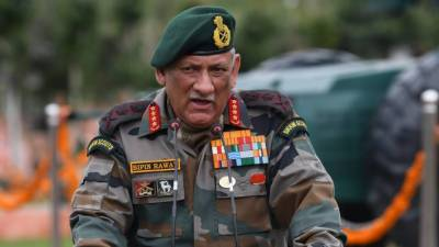 Indian Military Chief launched new warfare game plan against the adversary