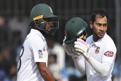 Pakistan and Bangladesh lock horns over the Test Series venue
