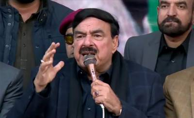 Railways Minister Sheikh Rashid makes important predictions for next 45 days