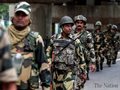 Thousands of Indian Military troops get fresh orders in Occupied Kashmir over new deployments