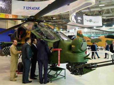 Turkish defence giant TAI confirms deal of 30 T129 ATAK helicopters for Pakistan Military