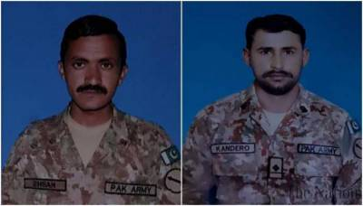 Two soldiers of Pakistan Army martyred, one injured in Indian Military fire at LoC