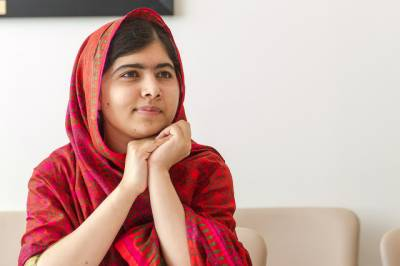 Yet another feather in the cap of Pakistani Nobel laureate Malala Yousafzai