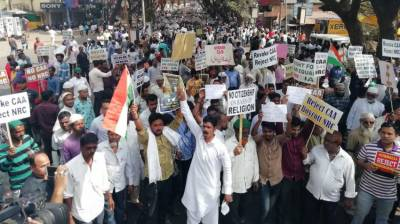 In India deadly violent protests worsens with further death toll