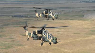 Pakistan Army gets a big boost with military firepower and reconnaissance helicopters
