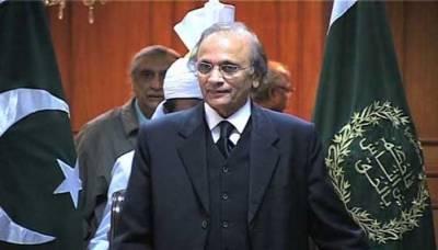Pakistani former CJP Justice (R) Tassaduq Hussain Jillani wins big international award