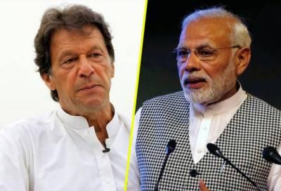 Pakistani PM Imran Khan's stern message to Indian PM Narendra Modi