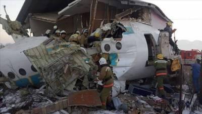 Passenger plane crashed immediately after takeoff