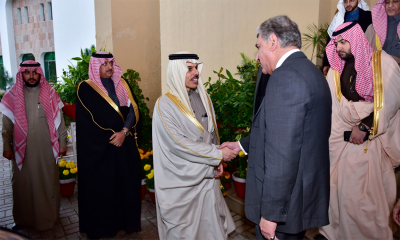Saudi top leadership message conveyed to Pakistani PM Imran Khan